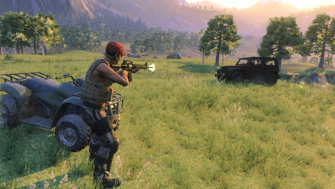 H1Z1 goes free-to-play just one week after exiting Steam