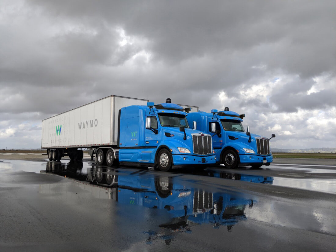Waymo officially expands self-driving effort into trucks