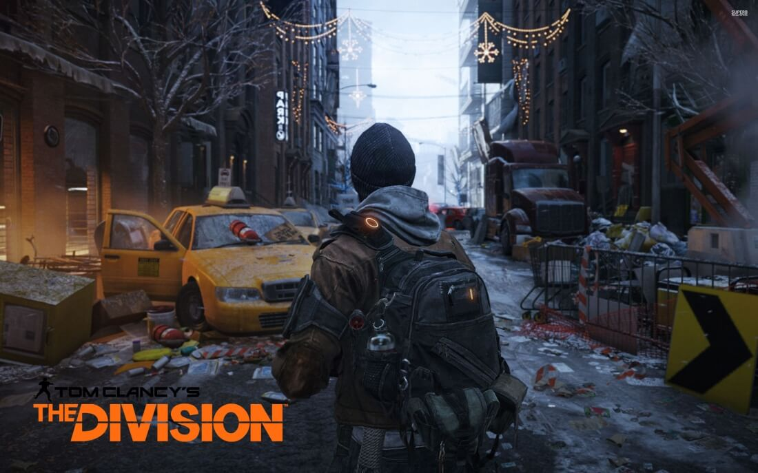 Ubisoft confirms it is working on Tom Clancy's The Division