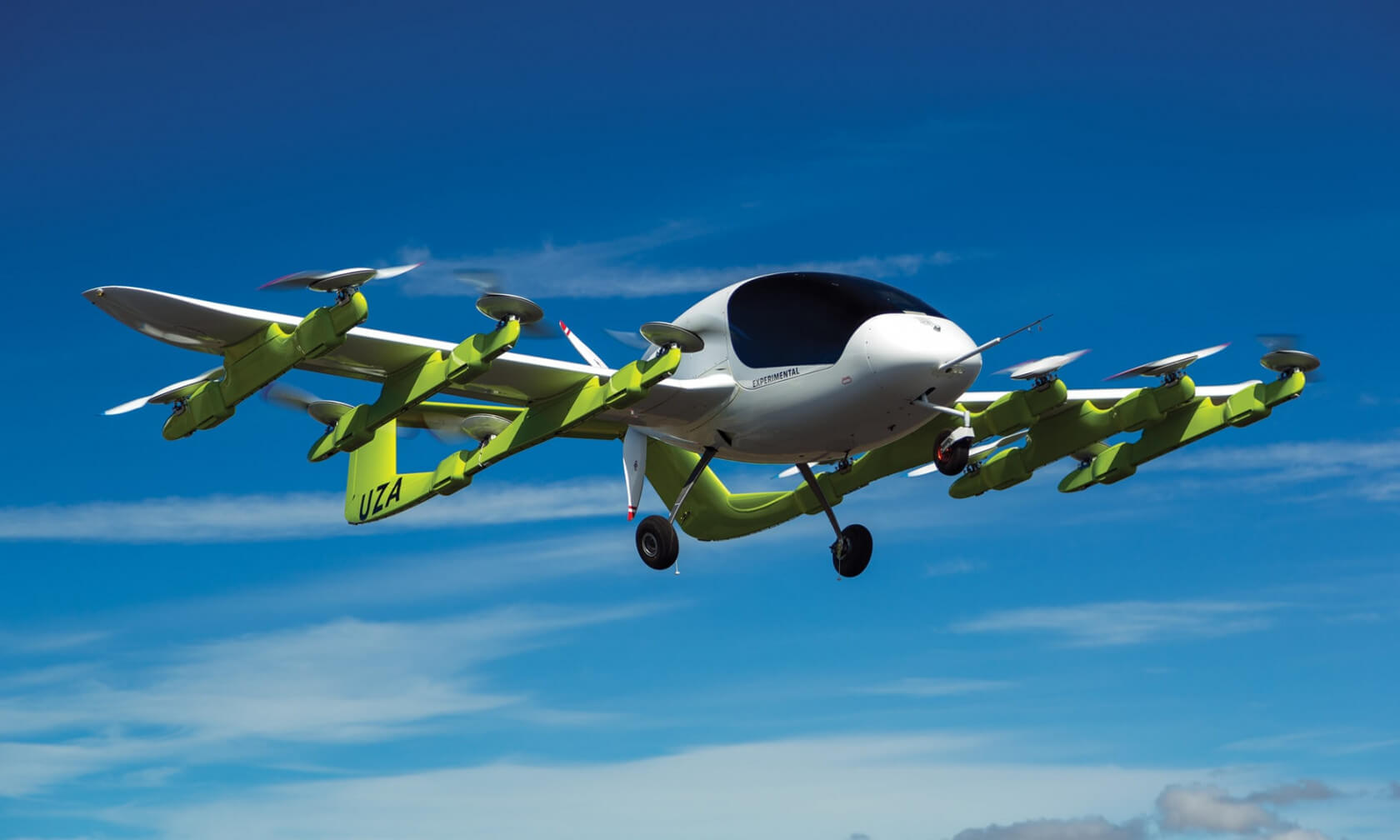 Larry Page's flying taxi service starts regulatory approval process in New Zealand