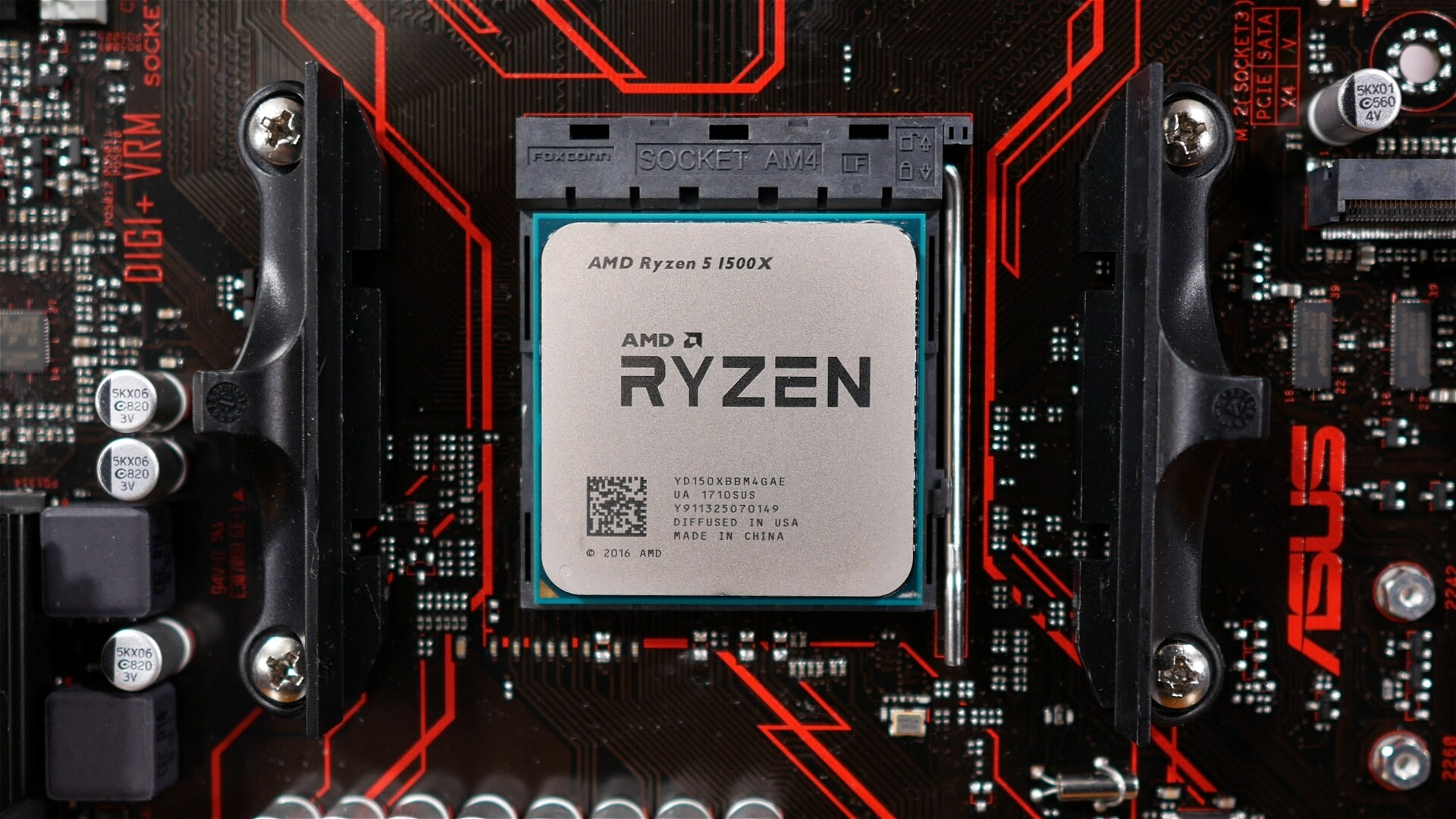 Major security flaws found in AMD chips