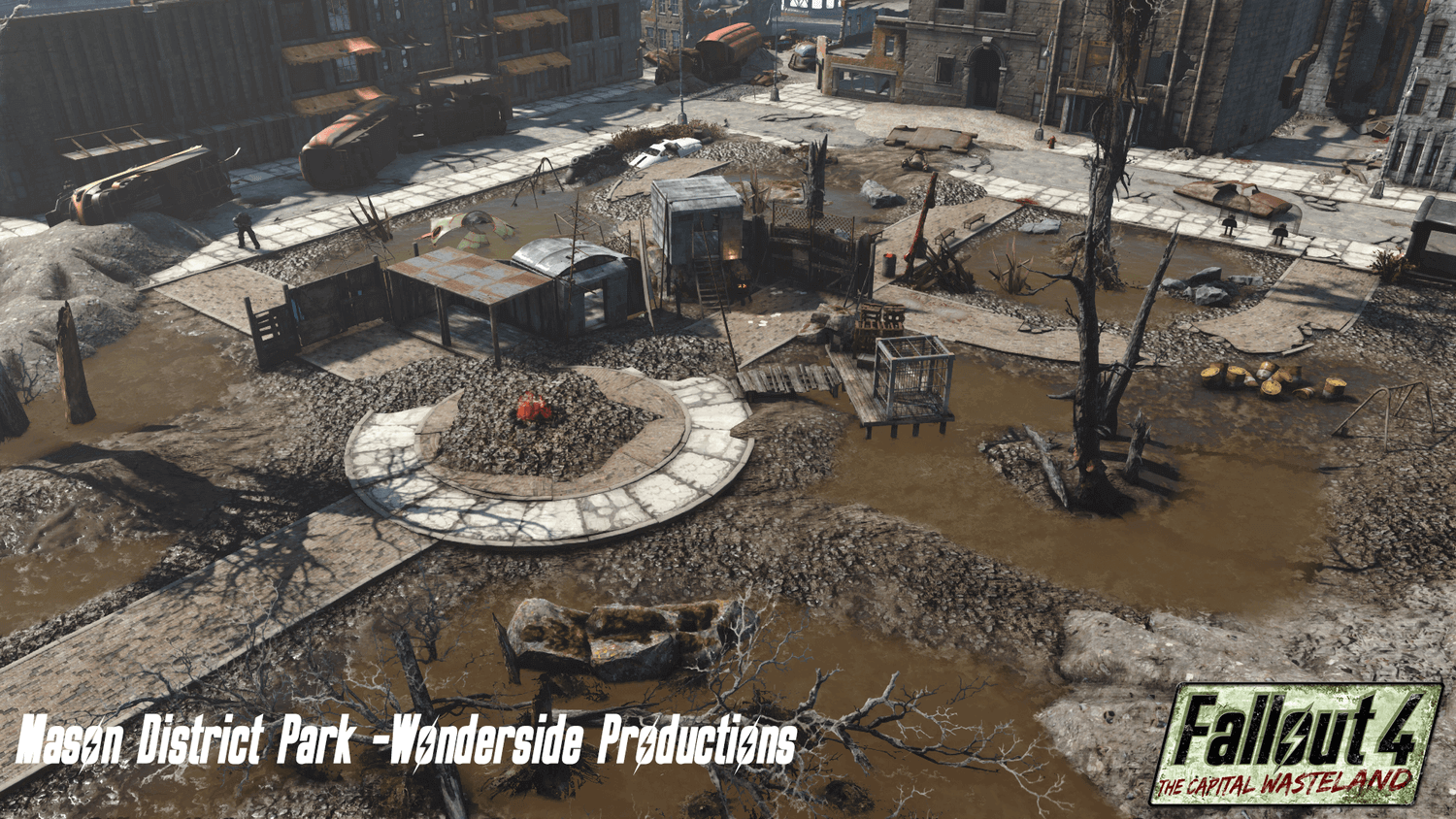 Project that remasters Fallout 3 as a Fallout 4 mod canned