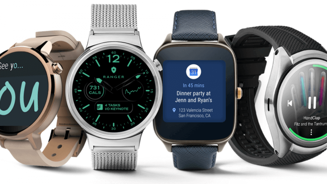 Android Wear Is Now Wear OS