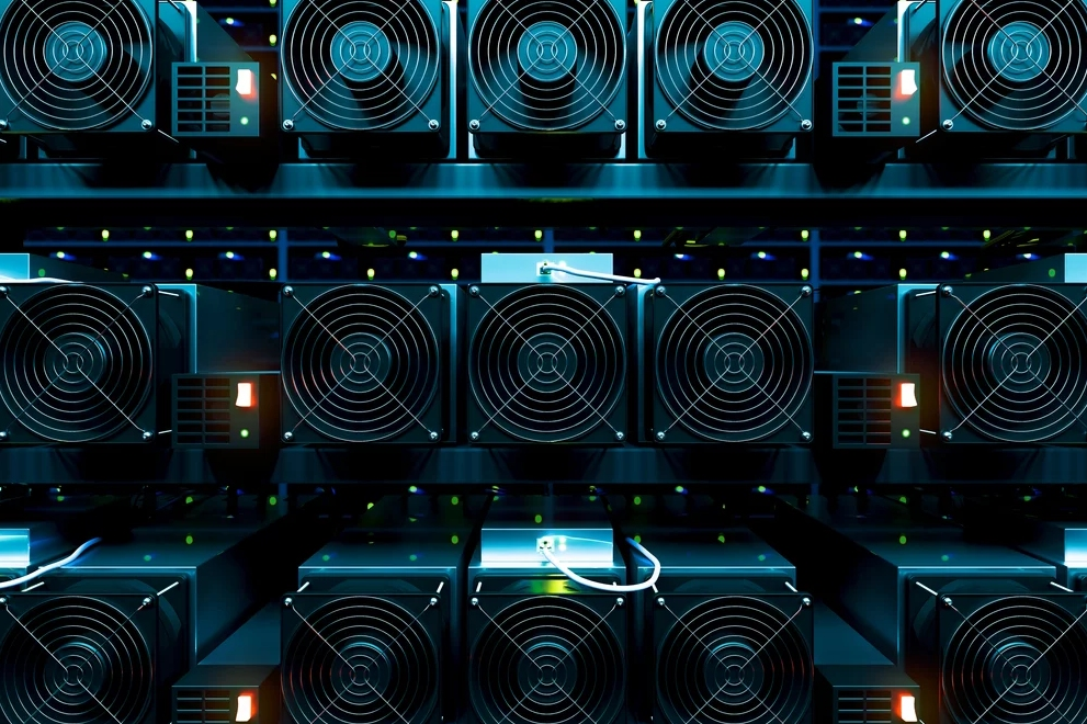 A U.S. city placed a moratorium on crypto mining