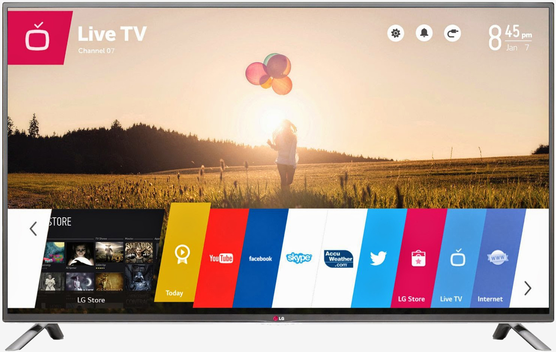 LG Wants to Expand webOS Beyond Smart TVs