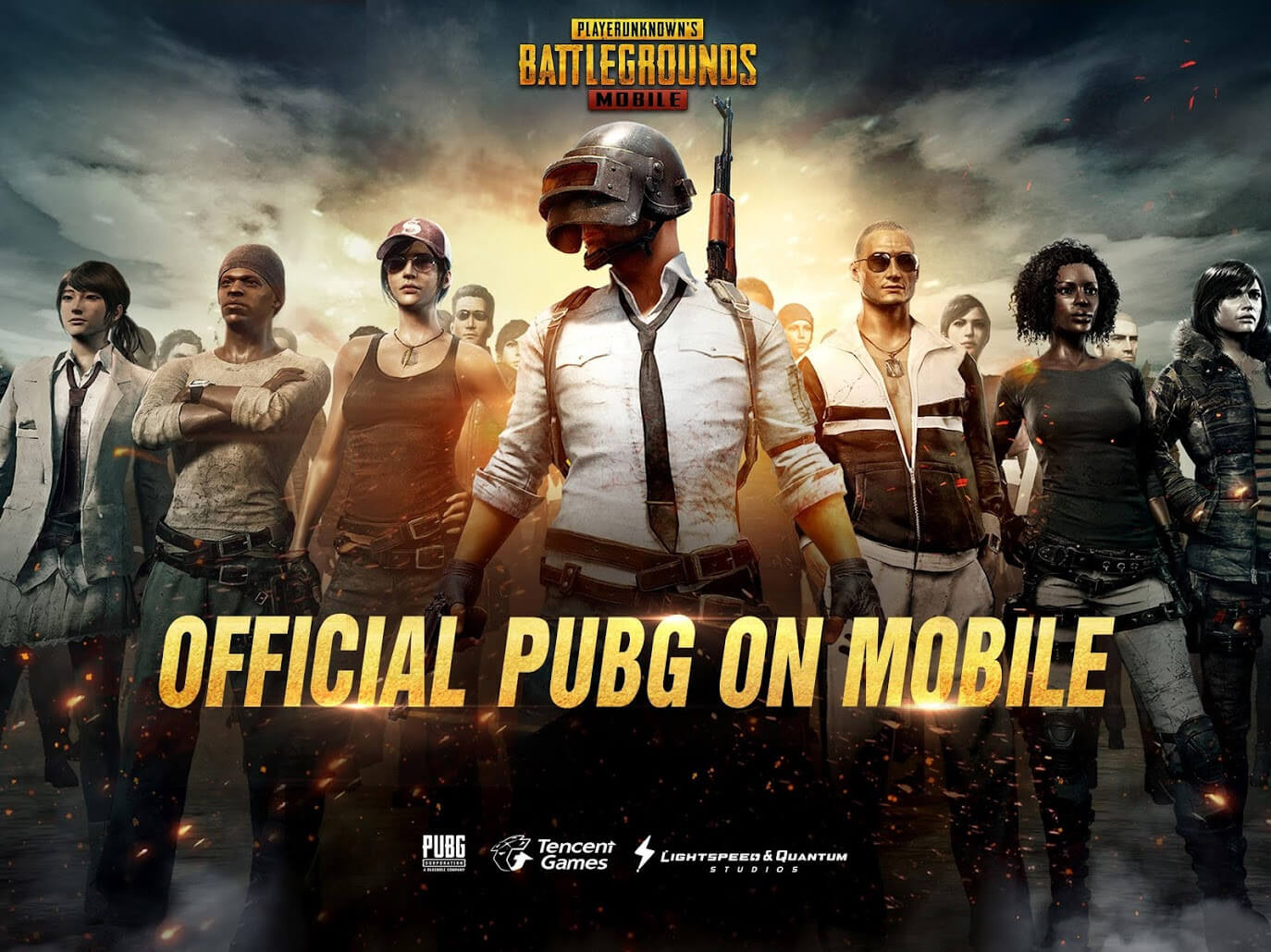PlayerUnknown's Battlegrounds now available for Android and