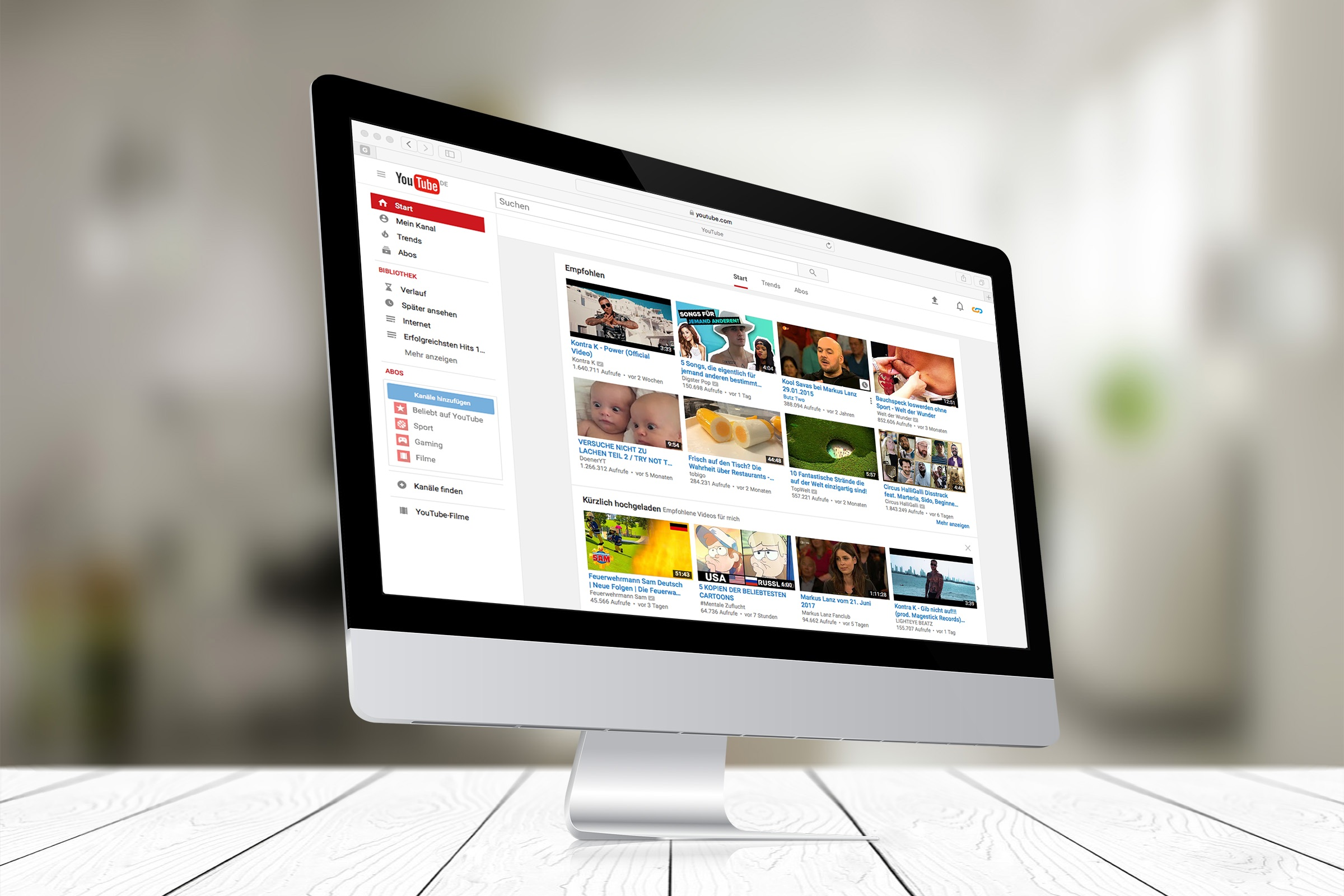 YouTube Will 'Frustrate' Some Users With Ads So They Pay for Music
