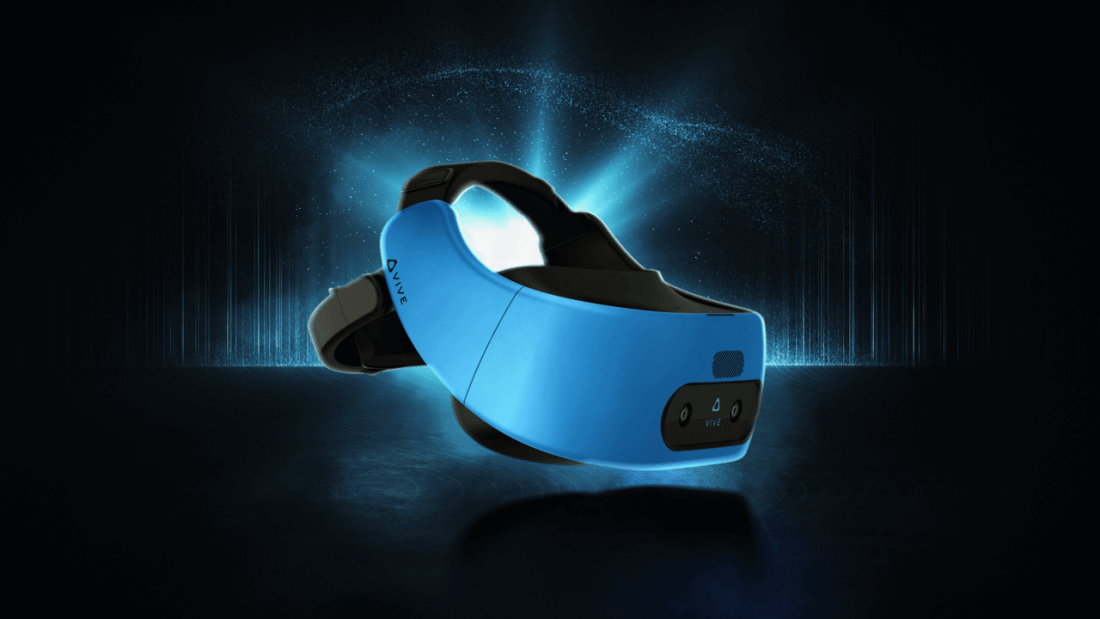HTC Vive Focus standalone VR hitting U.S. later this year