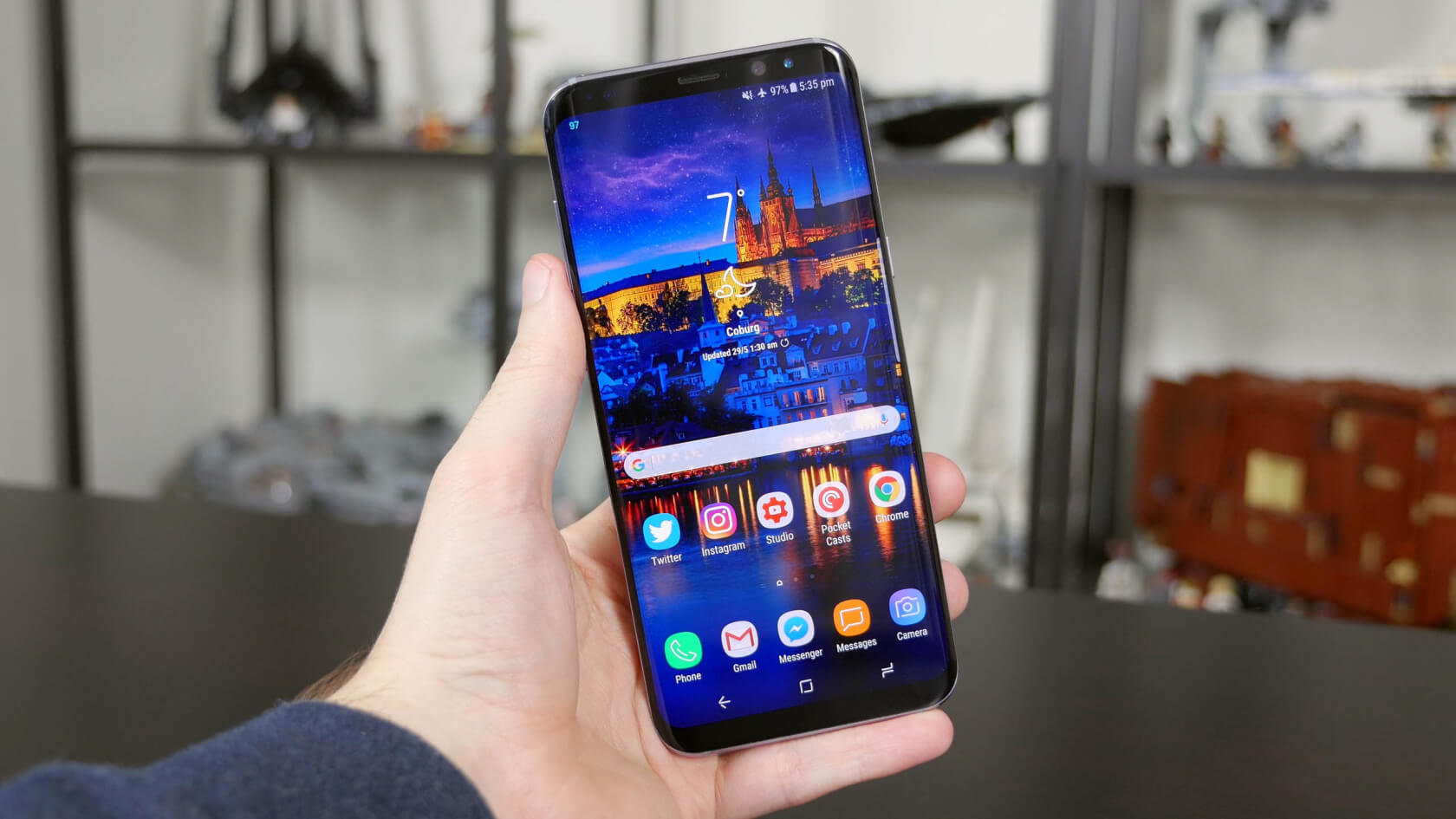 The First Solid Samsung Galaxy S9 Deal Is Here