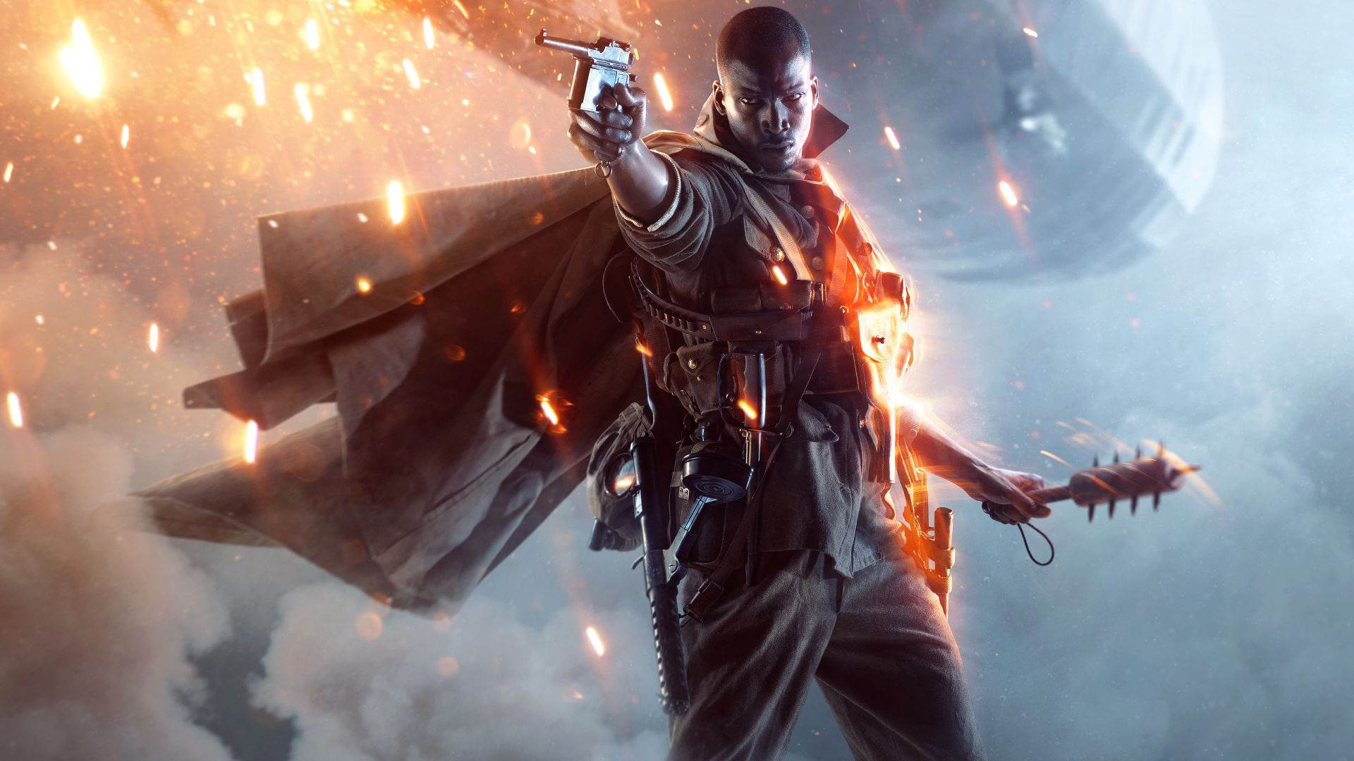 EA is training AI agents to play Battlefield 1