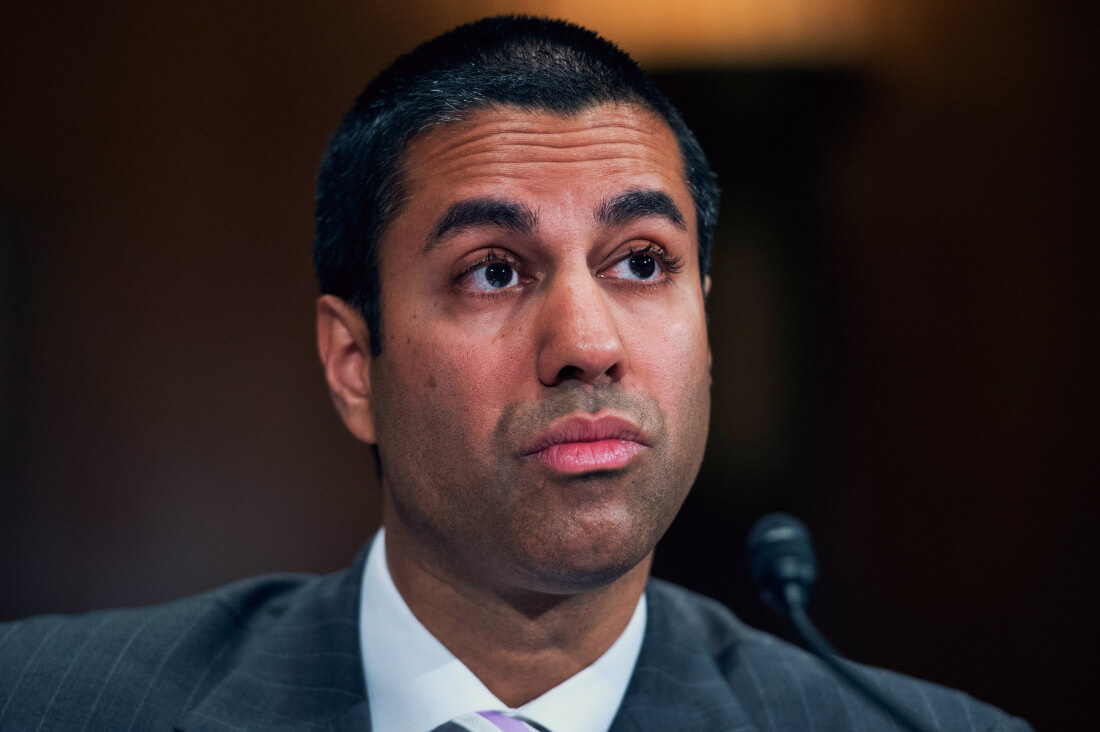 FCC chairman proposes steps to protect U.S. communications networks, supply chains