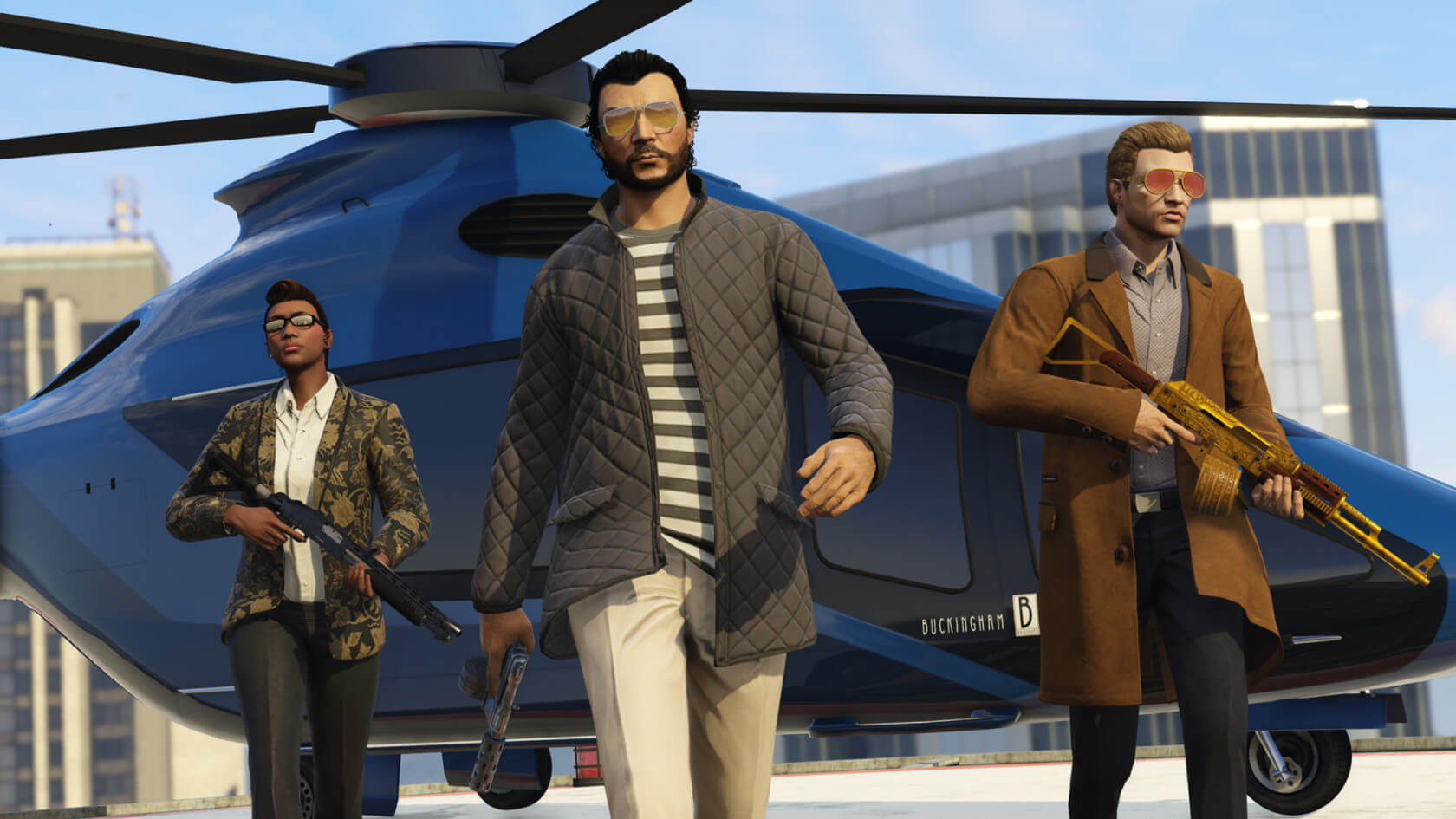 Wave of GTA Online bans go out following recent update