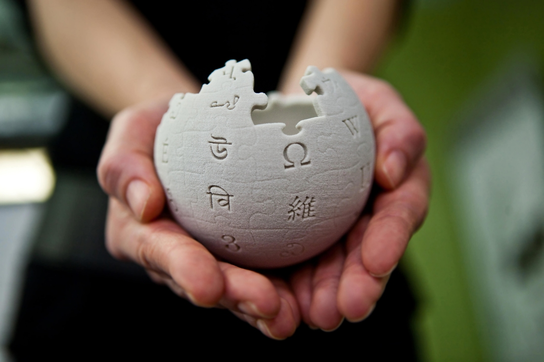 Corporate donations to Wikipedia may surprise you