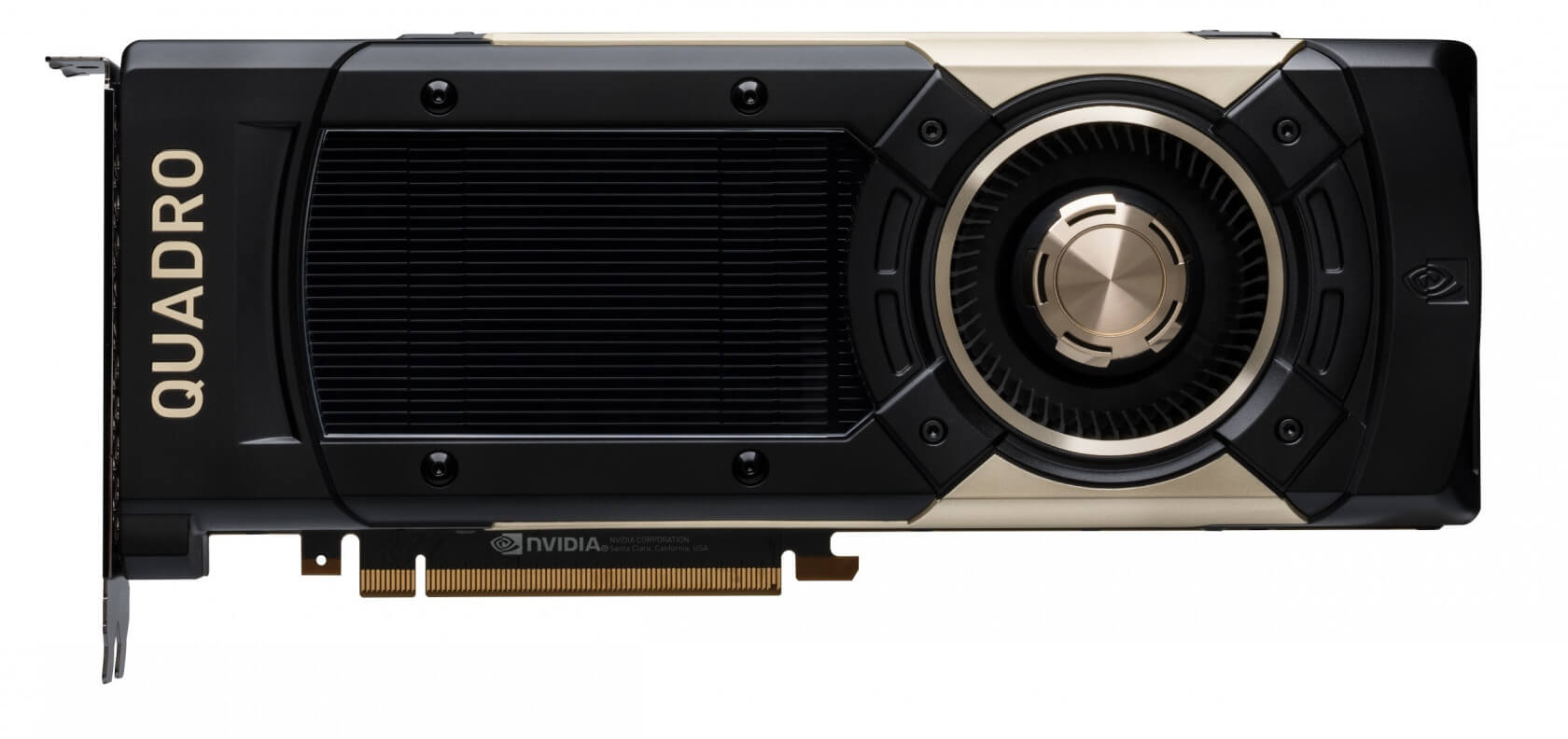 Nvidia unveils the $9,000 Quadro GV100 GPU with RTX technology