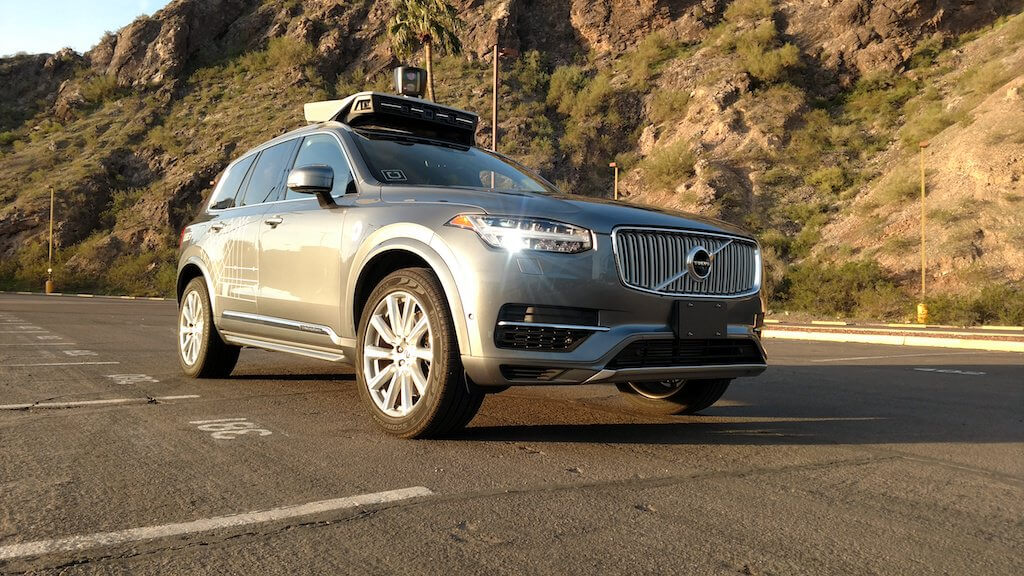 Arizona governor suspends Uber's testing of autonomous vehicles on state's public roadways
