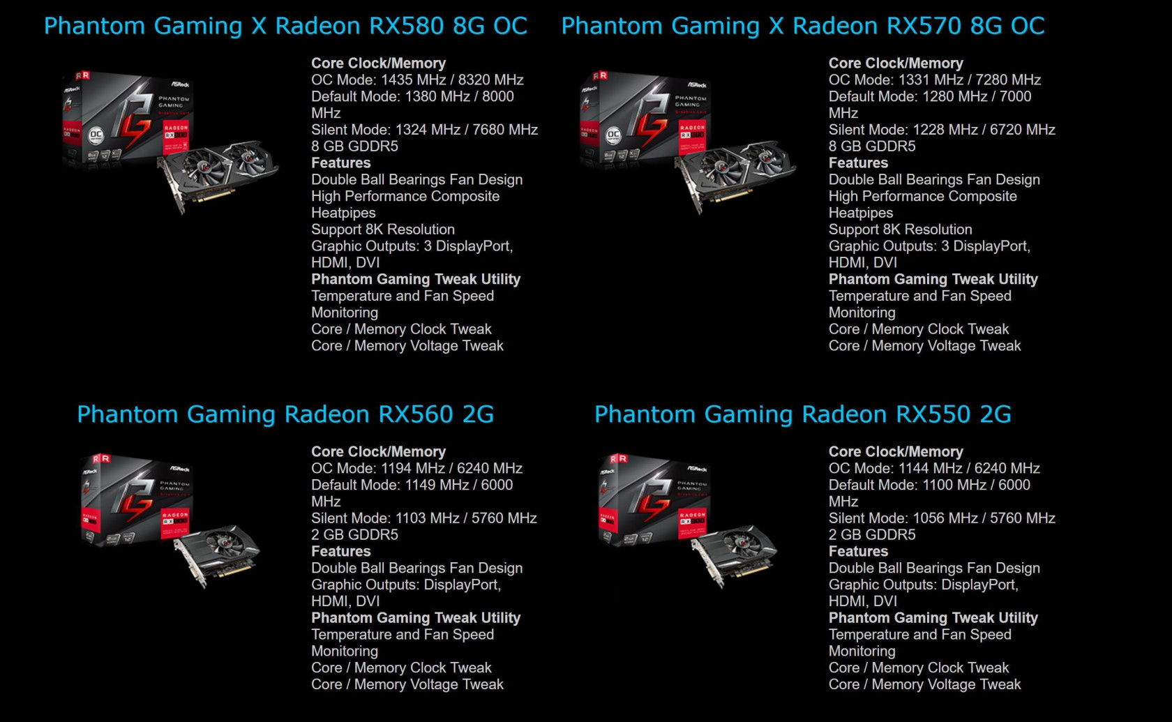 ASRock enters graphics card market with Radeon-based Phantom Gaming