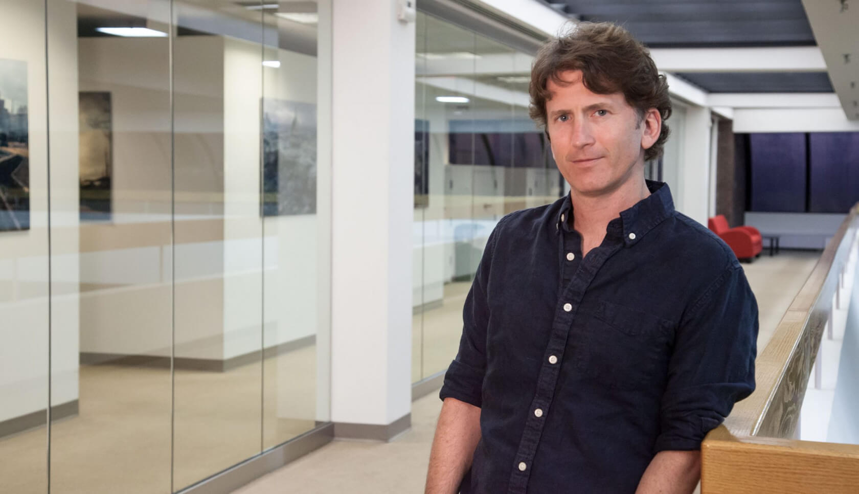 The Elder Scrolls VI is so secret Todd Howard won't even throw his