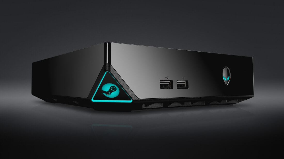 Valve purges Steam Machines from storefront