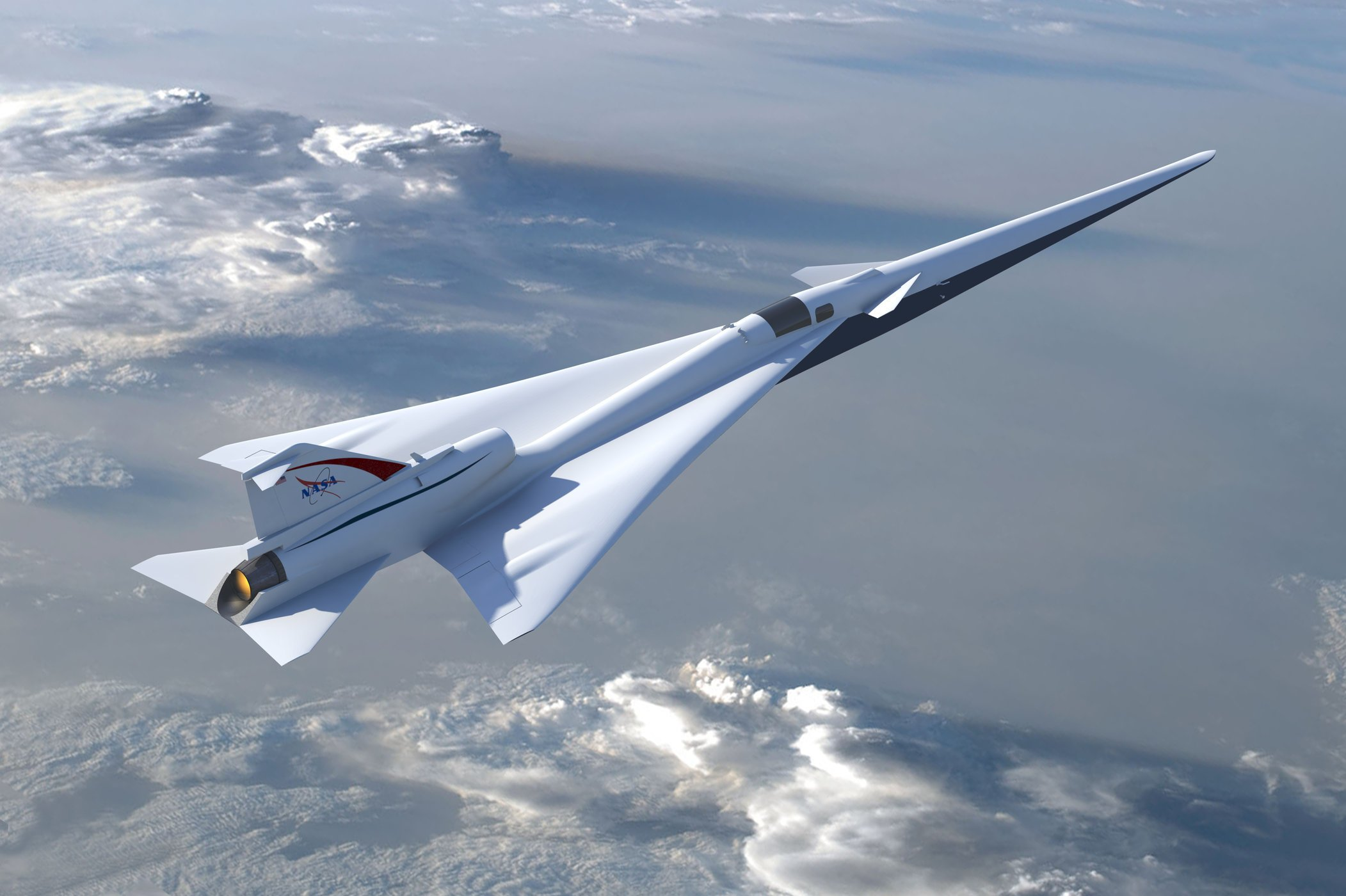 NASA awards Lockheed Martin $250 million contract for the development of a quiet supersonic aircraft