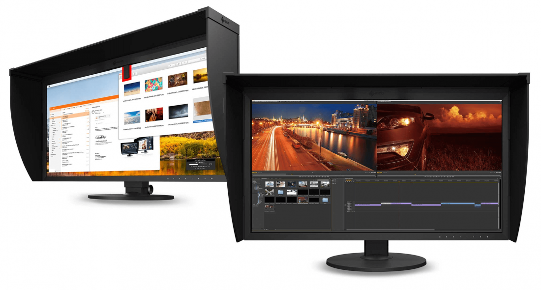 Eizo unveils professional-oriented 'ColorEdge CG319X' HDR display