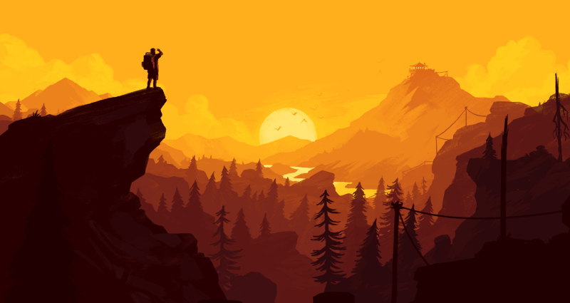 Indie hit Firewatch is coming to Nintendo Switch