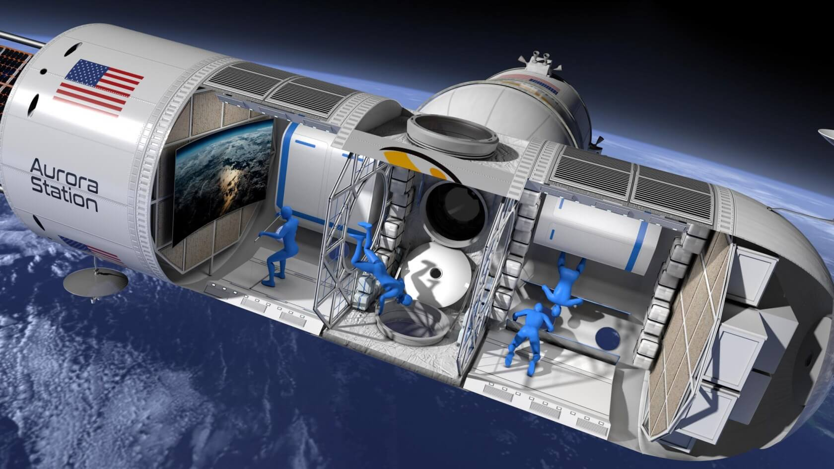 First luxury space hotel set for launch in 2021, trips will cost $10 million