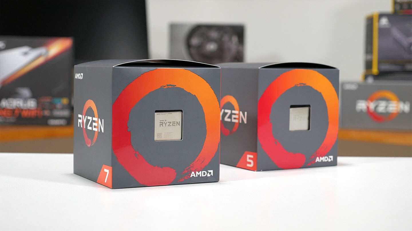 AMD Ryzen 2 pre-orders start today from $199