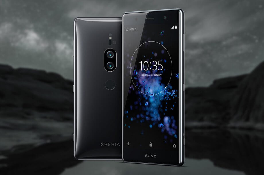 Sony's Xperia XZ2 Premium arrives in the US on July 30 for $999, pre-orders begin July 9