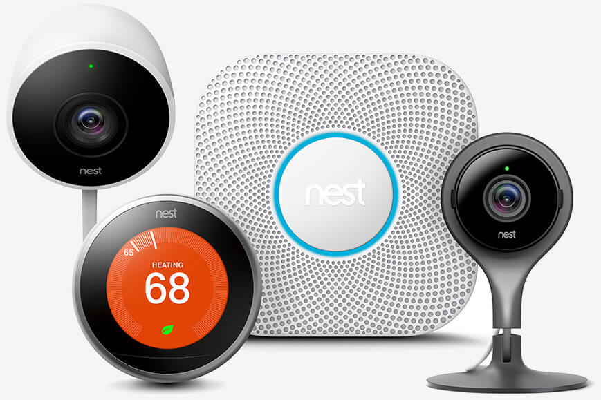 Amazon Stops Selling Nest Products As War With Google