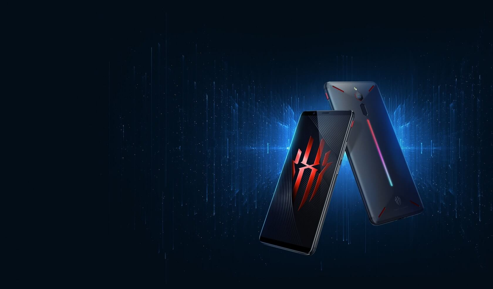 nubia announces red magic a smartphone for gamers techspot