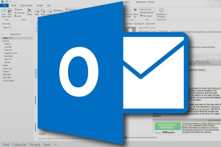 Microsoft admits some email services breached