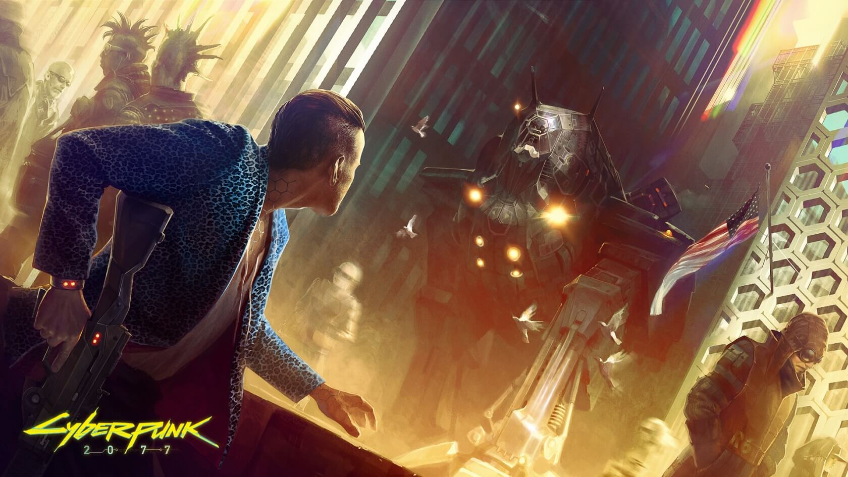 CD Projekt RED will almost certainly show Cyberpunk 2077 at E3