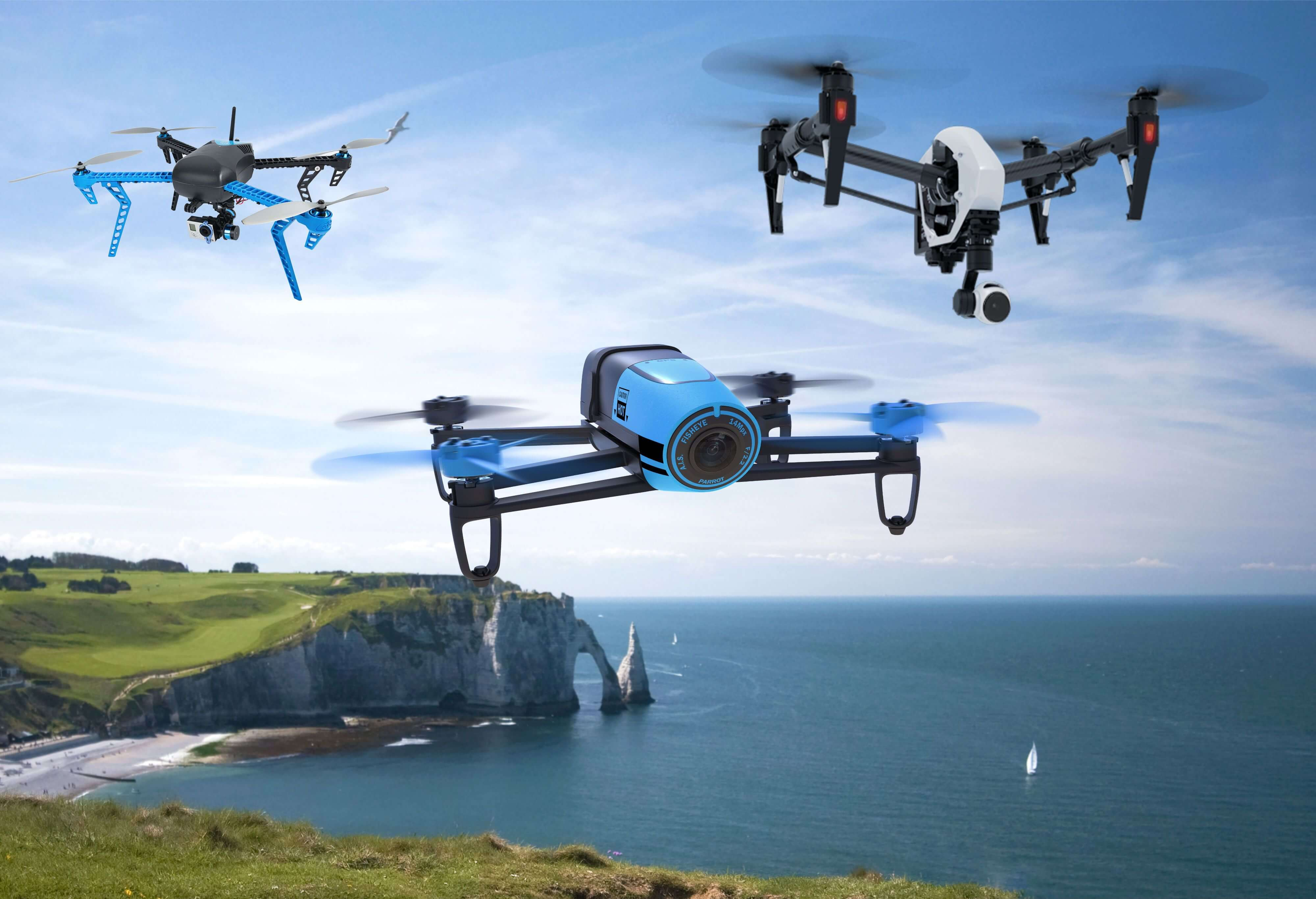 DJI and Microsoft bring support for native Windows apps to drones with new SDK