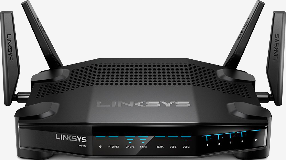Linksys WRT32XB router prioritizes gaming traffic - TechSpot
