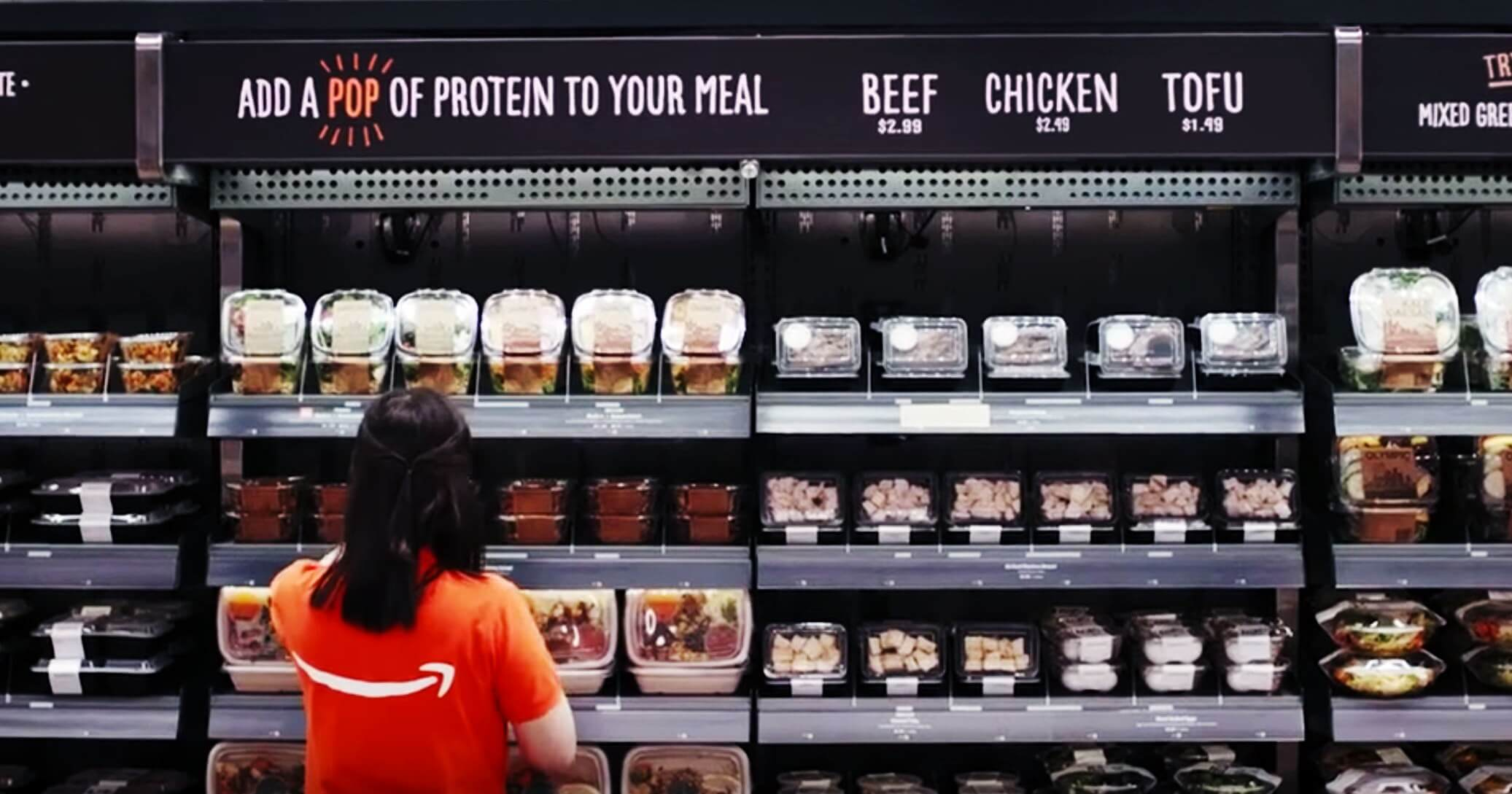 Amazon is Expanding its Go Convenience Store to Two More Locations