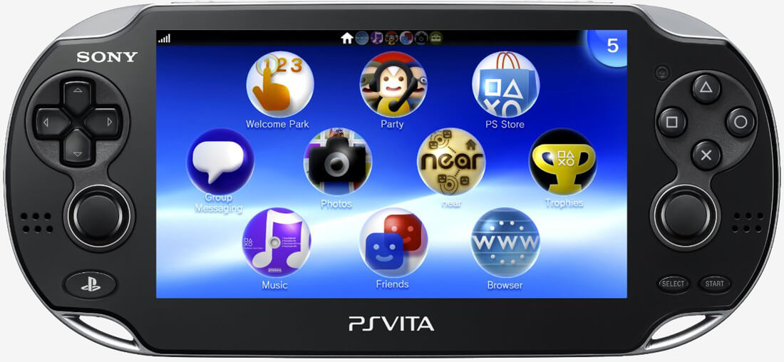 Sony to cease production of physical PS Vita games