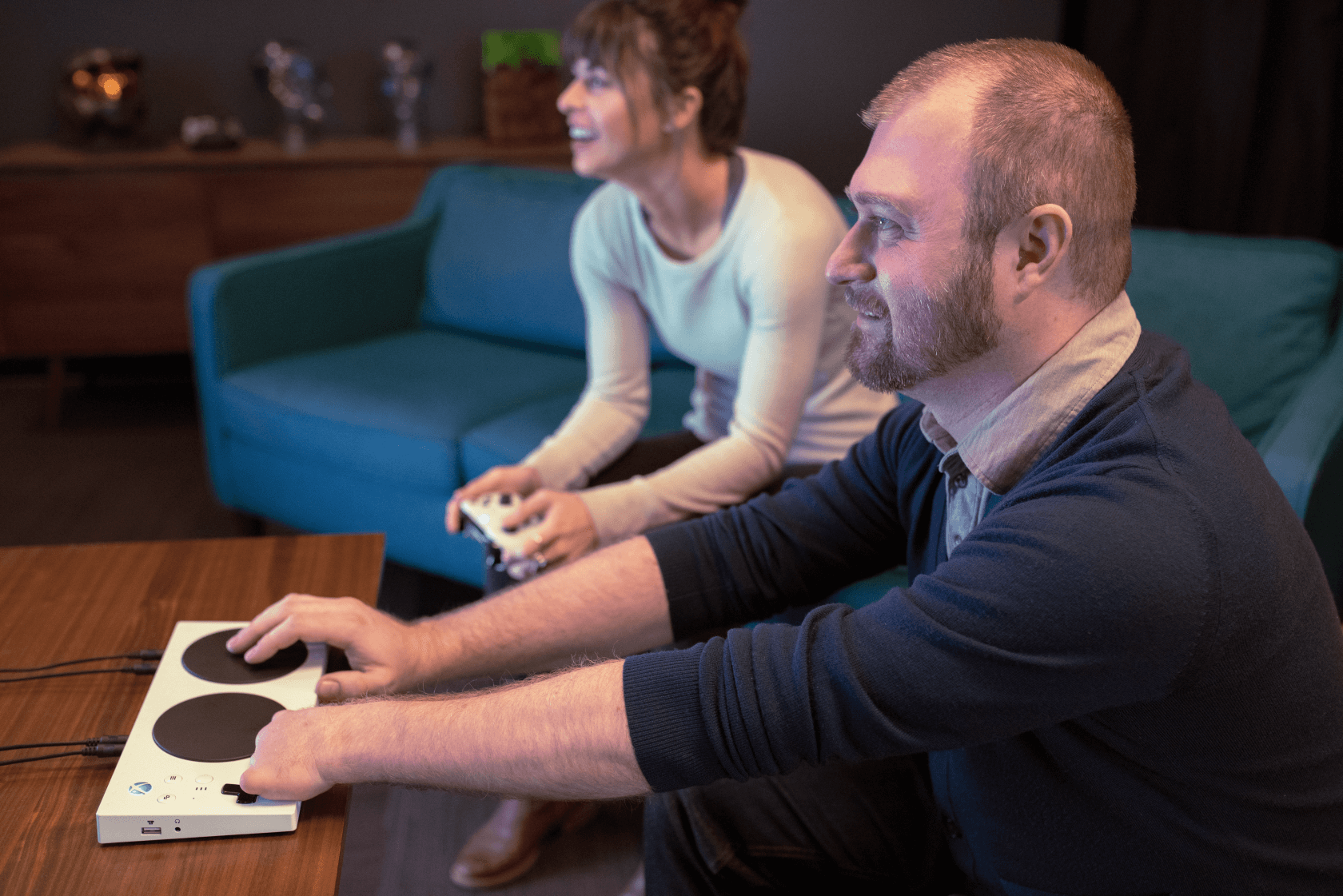 The Xbox Adaptive Controller is Microsoft's answer to gamers with limited mobility