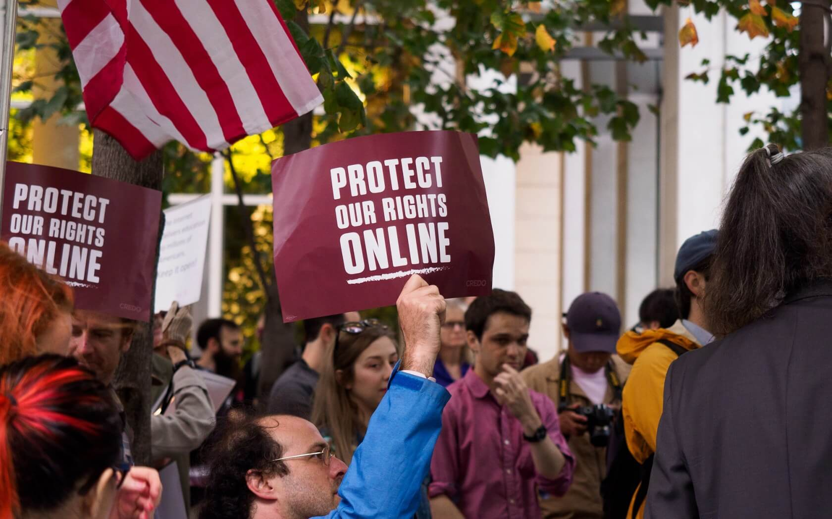 US Senates get enough votes to progress on net neutrality