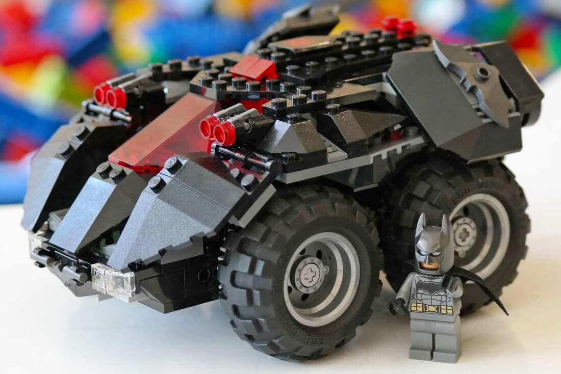 Lego's upcoming 'Powered Up' line of connected toys will teach you to program a Lego batmobile