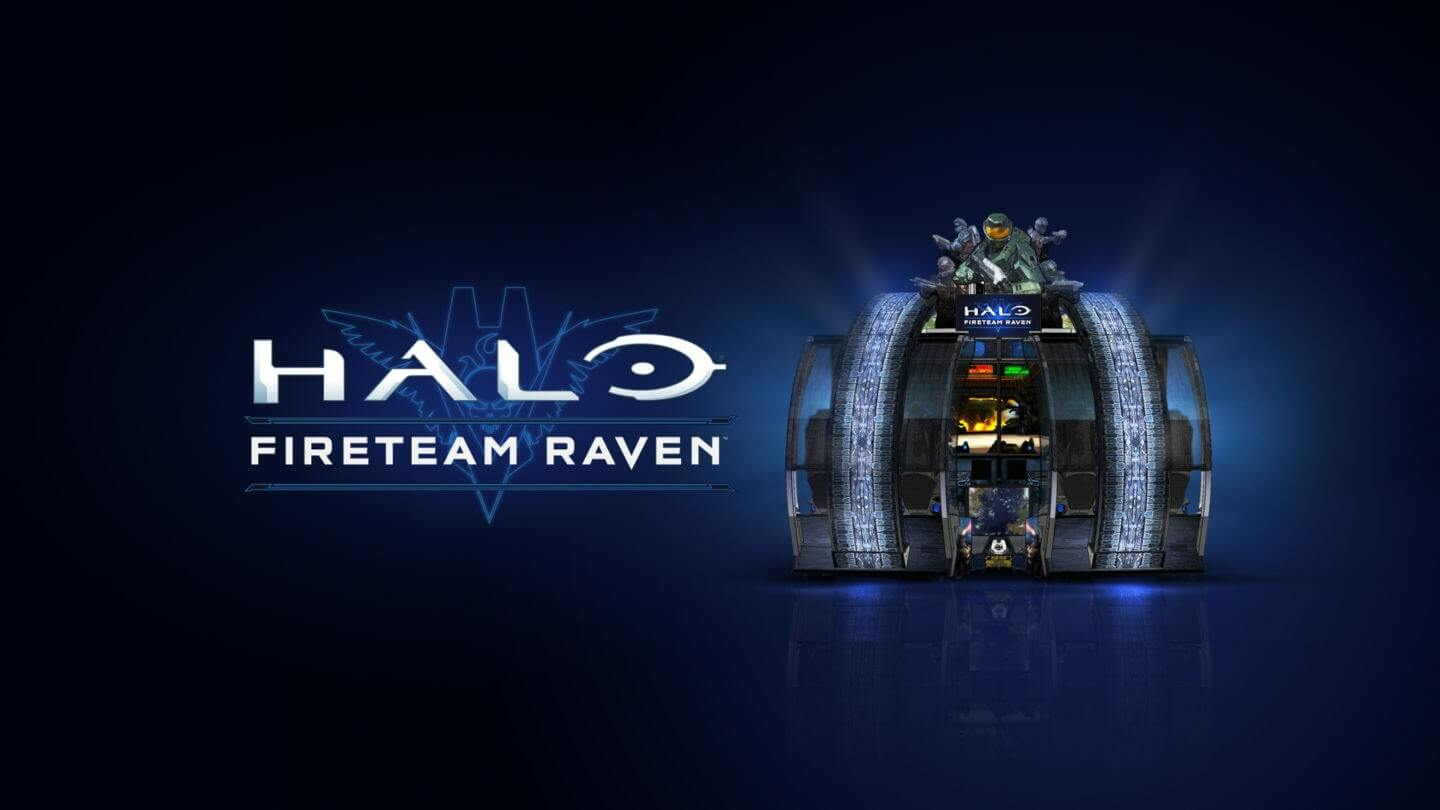 Halo: Fireteam Raven is the new arcade game you never wanted