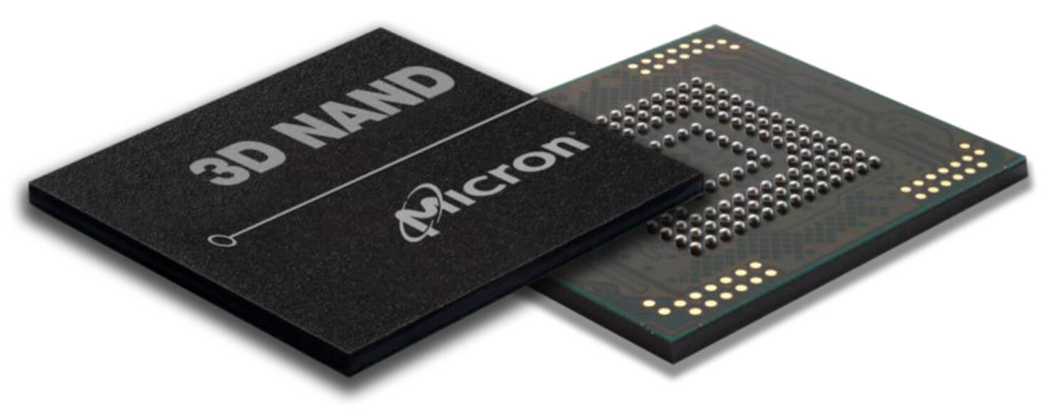 Intel and Micron launch QLC NAND memory to increase storage density