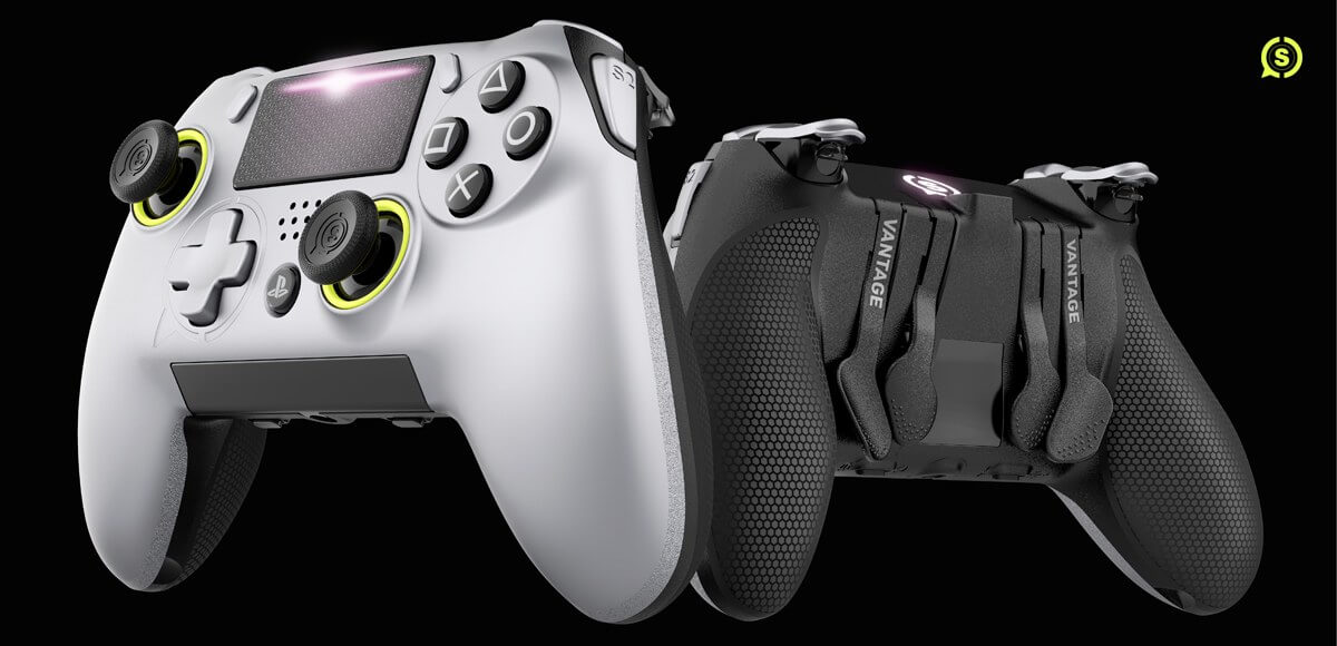 New PS4 controller is like a PlayStation 4 version of the