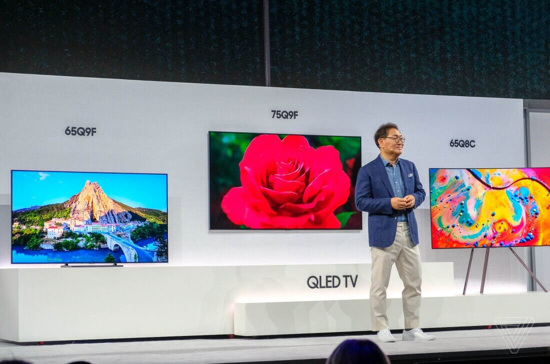 Samsung is rolling out FreeSync technology to their 2018
