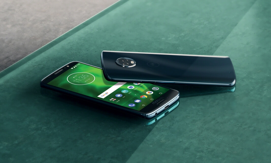 Moto G6 and G6 Play are launching in India on June 4
