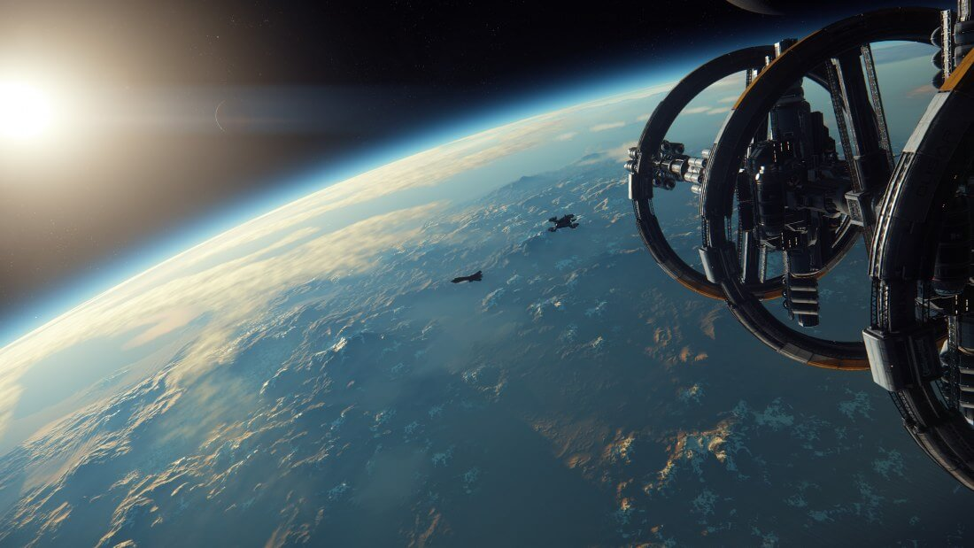 Star Citizen's $27000 Legatus Pack includes almost every ship
