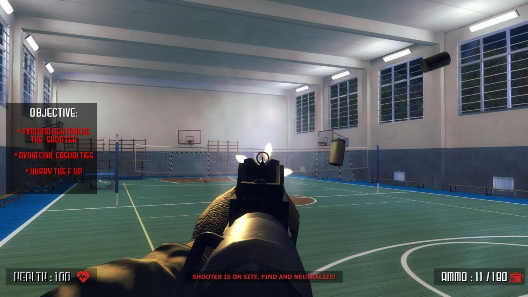 Valve bans first-person shooter game and developer after public protest
