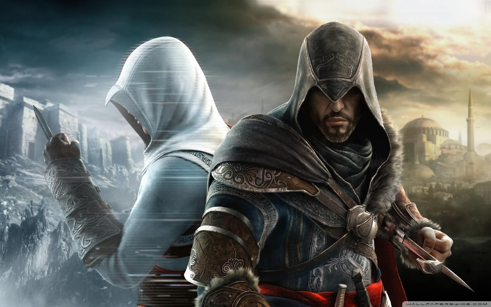 Leaked merchandise photos confirm next Assassin's Creed title