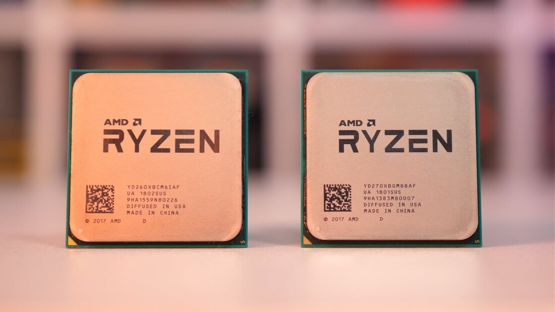 Four New Second Gen Ryzen Cpus Surface In Motherboard Compatibility