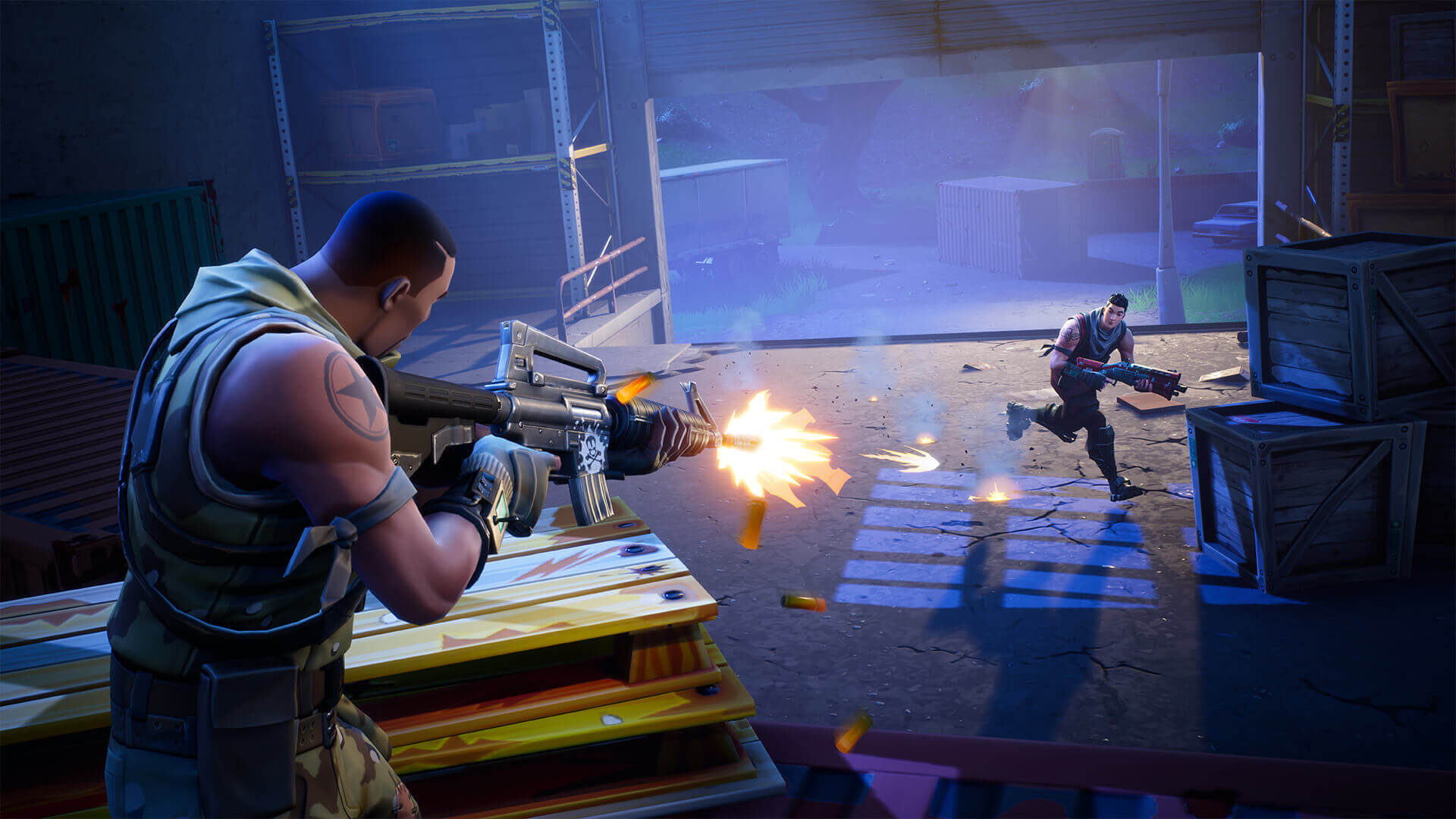 Leaks suggest Fortnite is heading to the Nintendo Switch