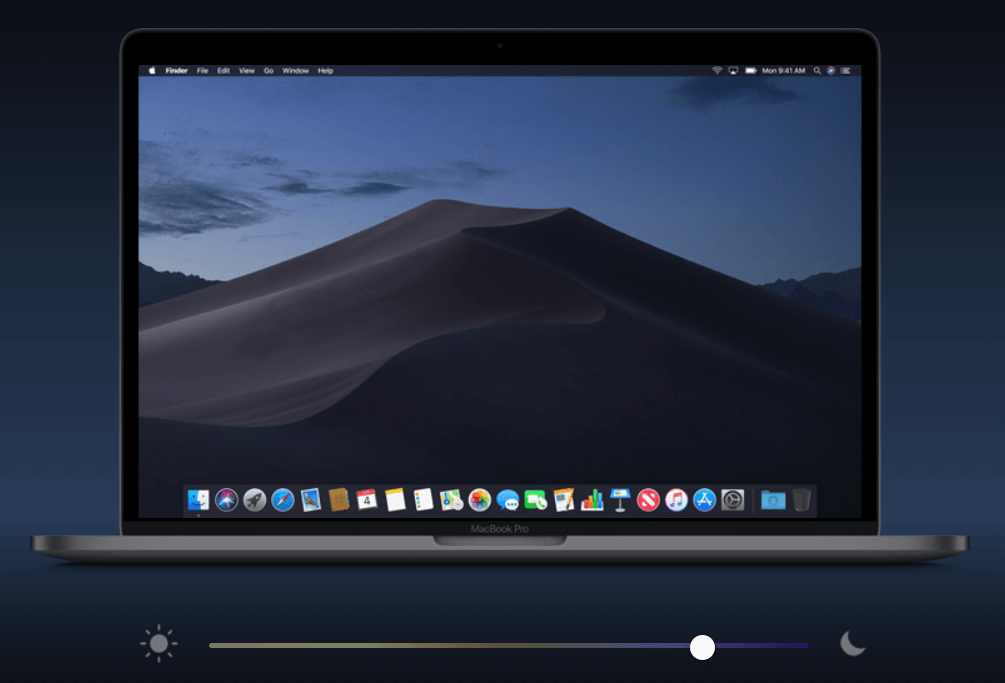 Apple Introduces Us To Macos Mojave At Wwdc 2018 Techspot